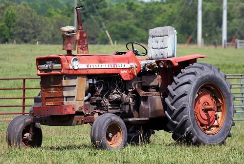 Massey Ferguson 1100 : Classy massey ferguson model tractor nice chair