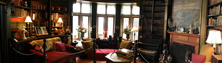 Hammond Castle Library Panoramic | by Shutter Man