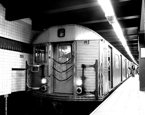 New York, NY - 42nd Street/Bryant Park - 8/22/07 | by Christopher & Amy Cate / Eastern Rails Photography