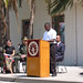 Corey Porter Speaking at September 11th Memorial