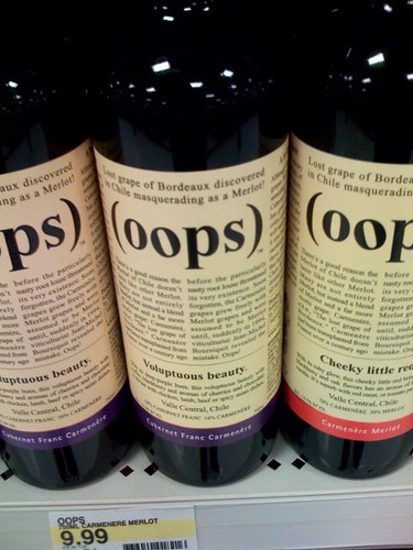 (oops) wine | by r3v || cls