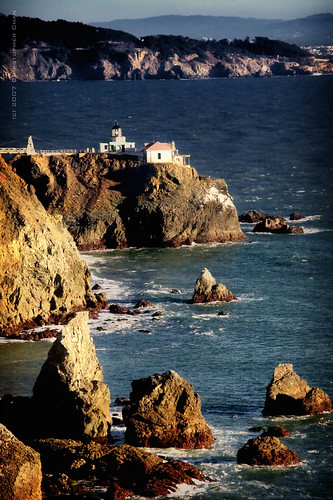 Point Bonita Lighthouse (#230) | by Christopher Chan