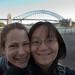 Shamanda at the Harbor Bridge