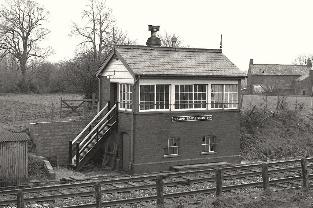 Bersham Sidings Signal Box Bersham Sidings Signal Box