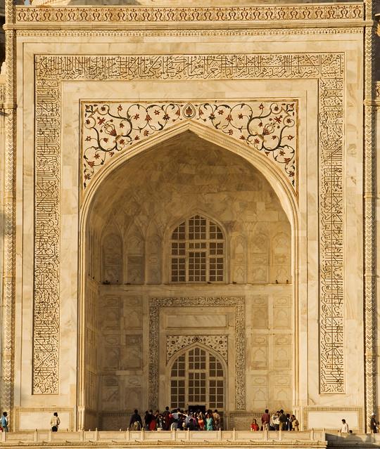 Taj Mahal Craft Ideas