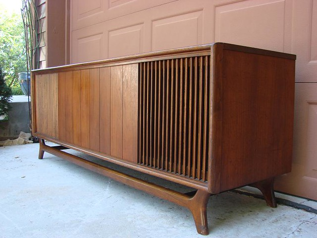 Danish Modern Stereo Cabinet 3 71 Quot Long X 20 Quot Wide X 26