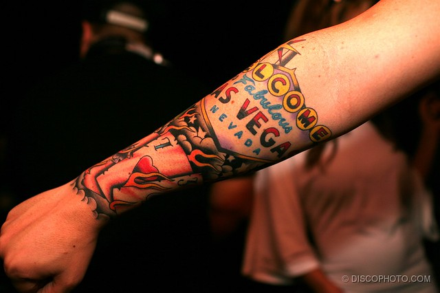Fabulous las vegas tattoo shawn riker flickr for Las vegas tattoo