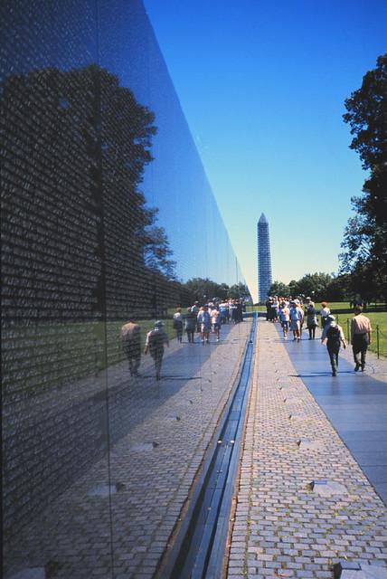 Vietnam Memorial Washington DC The Vietnam Memorial