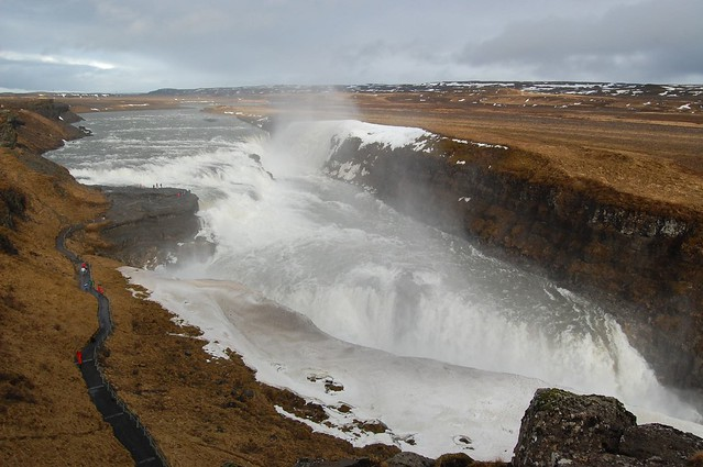 Download this Gullfoss picture