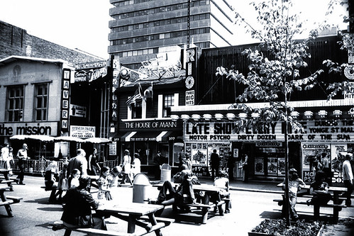 Yonge Street Mall, 1972 | by Spacing Magazine