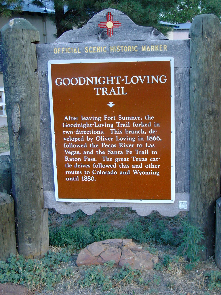 Goodnight Loving - Cemetery Trails