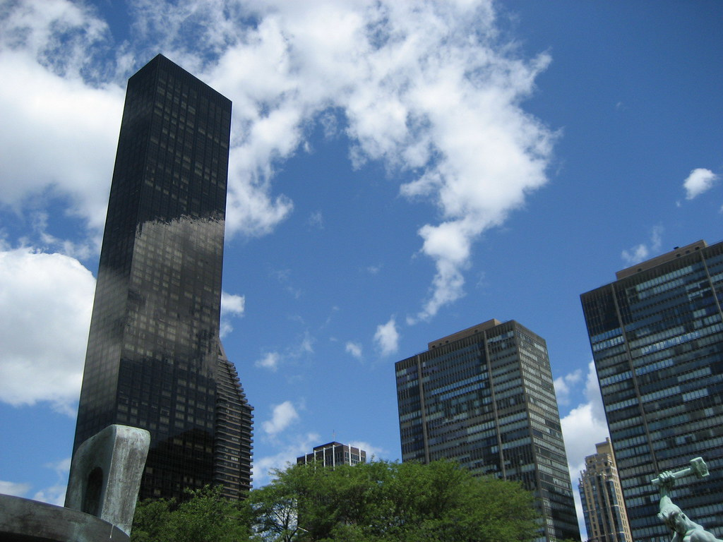 New York City Donald Trump 39 S Apartment During My Tour