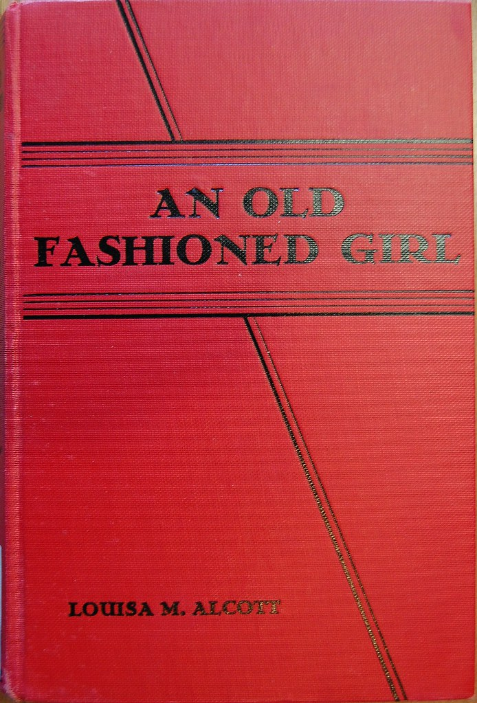 Book Cover White Girl : Book cover of an old fashioned girl