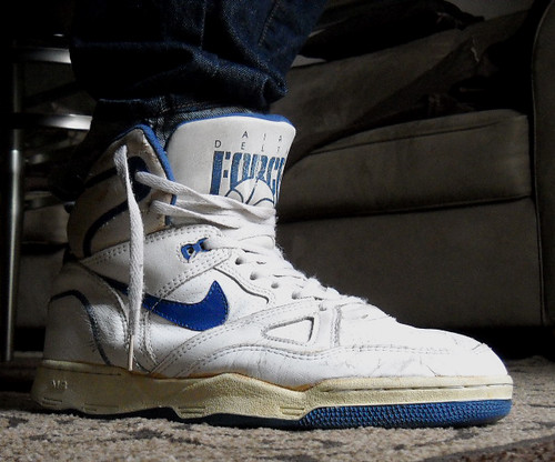 sports shoes 284ba ba5dc nike air delta force hi sale