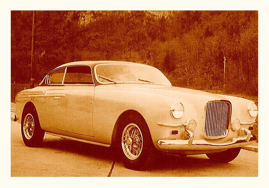 Jaguar MK VII Ghia-Aigle coupé 1952   One-off coupé of Jagua…   Flickr