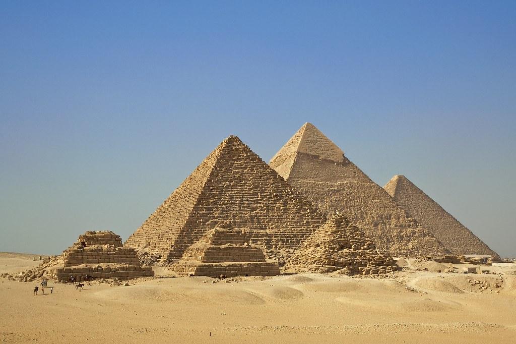 Al'Gizah Pyramids