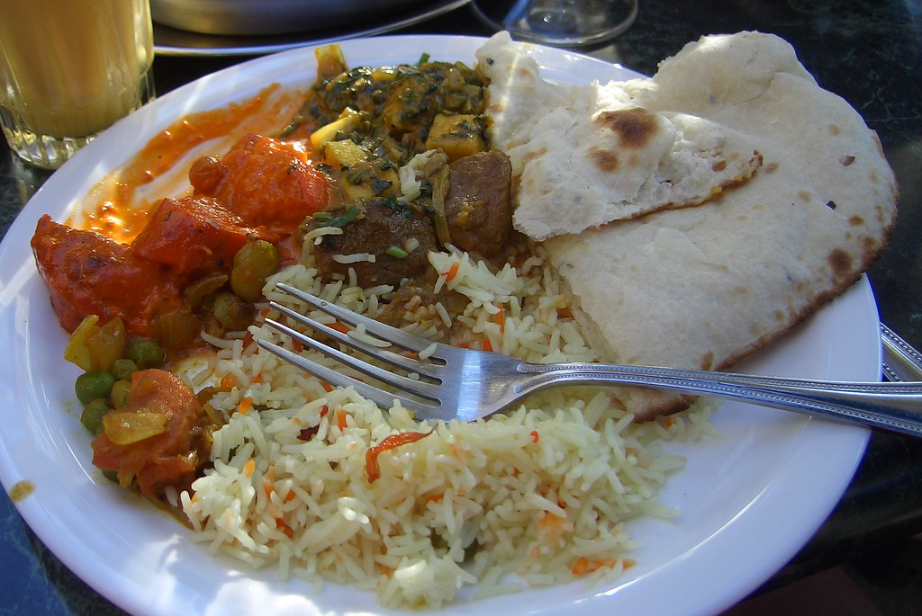 Yummy indian food from star of india mmmmmm the for 5 star indian cuisine