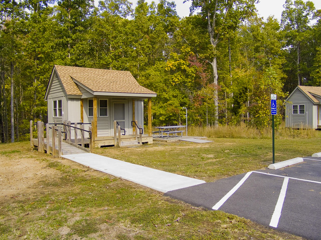 Accessible For All At Virginia State Parks