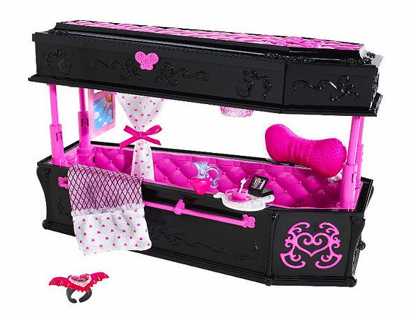 New Monster High Furniture Draculaura 39 S Bed Yay This Is Flickr
