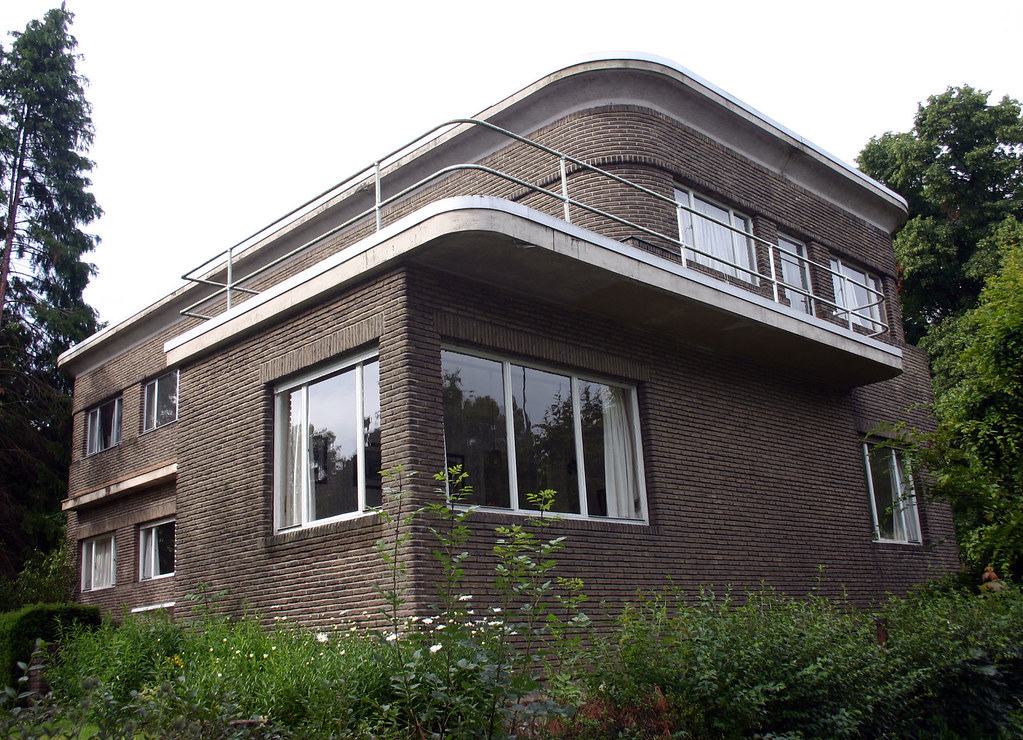 Nouvelle maison tervuren in 1926 keerde henry van de for Www nouvelle maison design com