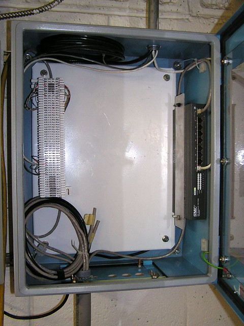 Marvelous Structured Wiring Junction Box This Is The Junction Box Fo Flickr Wiring Cloud Oideiuggs Outletorg