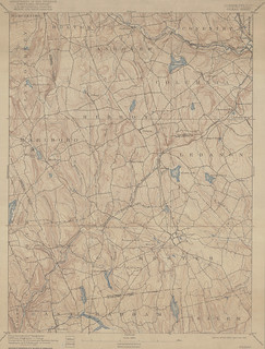 Gilead Sheet 1922 - USGS Topographic 1:62,500 | by uconnlibrariesmagic