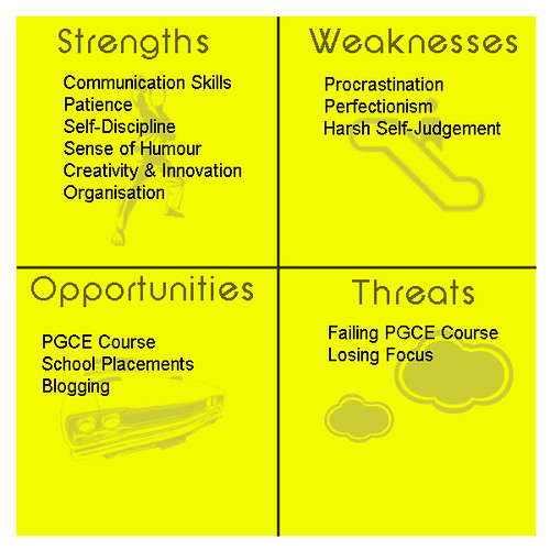 Personal swot analysis essay examples