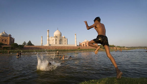 Swimwear Nude Indian River Bath Images