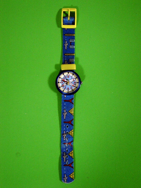 Flick Flack Watch | $10. Great condition. Needs a new ...