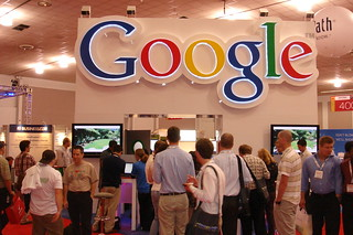 Google Booth | by toprankonlinemarketing
