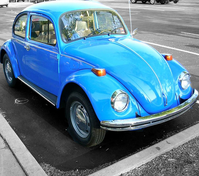 Punch Buggy Car >> Blue Punch Buggy This Car Was Just So Awesome And A Great