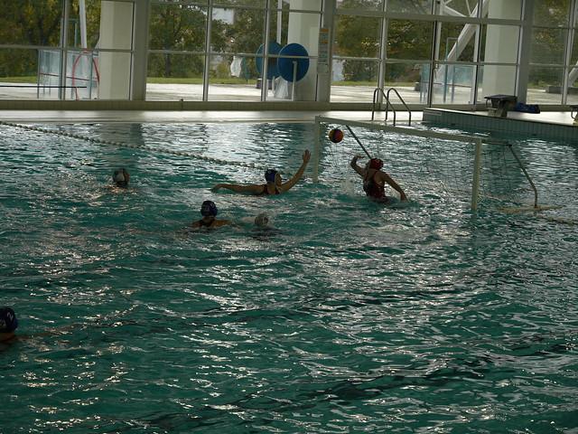 Asptt nancy piscine for Asptt marseille piscine