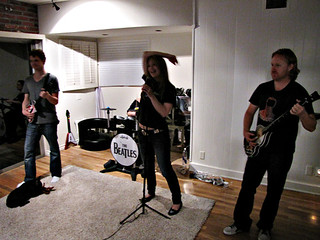 video game rock room -before+playing rock band | by ...love Maegan