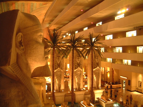 Luxor Hotel Rooms Comparison
