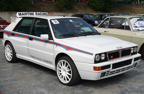 Lancia Delta Hf Integrale Flickr Photo Sharing