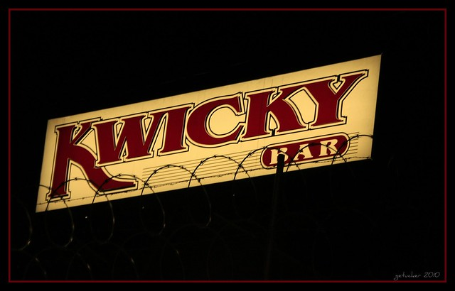 Kwicky Bar Detroit