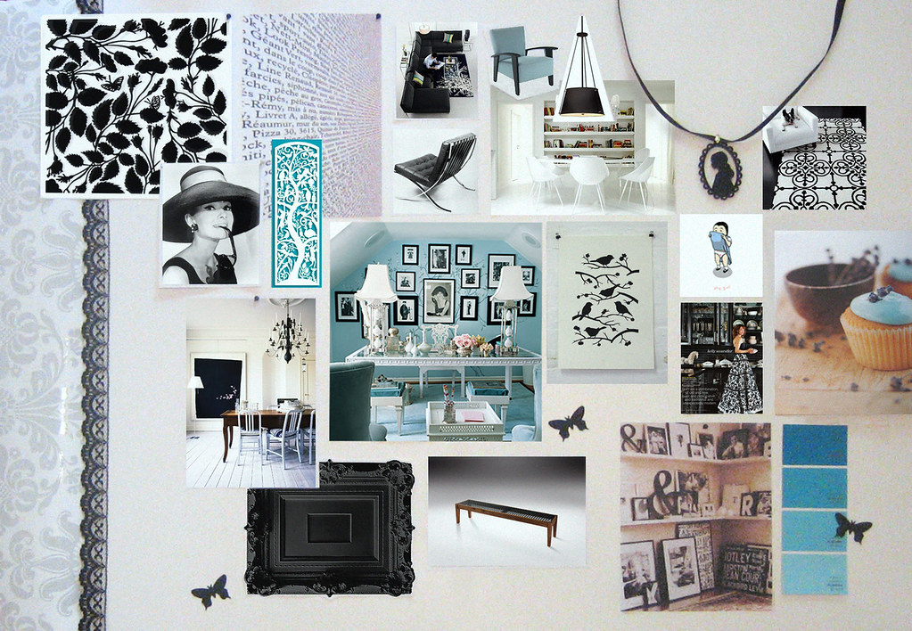 Inspiration board | See my blog: www.kathblack.blogspot.com\'… | Flickr