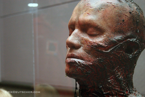 Burnt Anakin Make Up Prosthetic Star Wars Fans Check