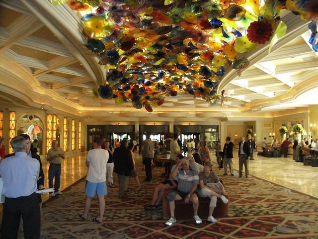 Bellagio Hotel Lobby, Las Vegas, Nevada Editorial Photo ... |Las Vegas Bellagio Hotel Lobby