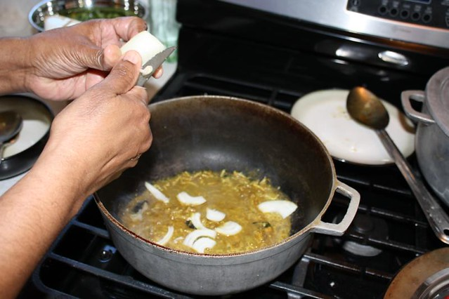 how to cook string beans on stove