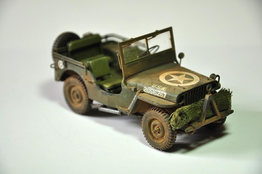 Tamiya 1 35 Willys Mb Jeep Derik Sun Flickr