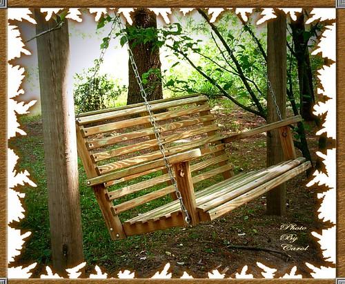 Time to Sit Awhile | by Tumbleweed Photography~Carol~