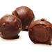 Dark Salted Caramel Truffles