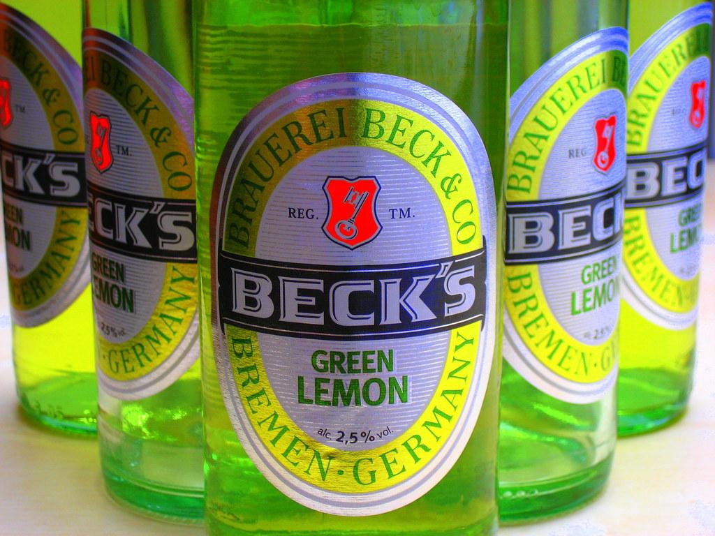 beck\'s - green lemon   Benjamin Schneider   Flickr
