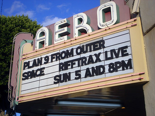 AERO Theatre Marquee, Santa Monica, Ca. | by BudCat14/Ross