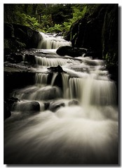 Lumsdale Waterfall 1 | by ~~Tone~~