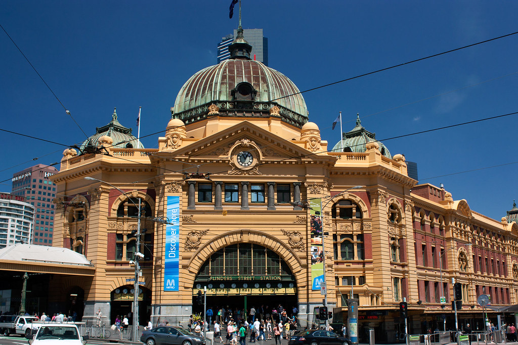 from central station to melbourne essay