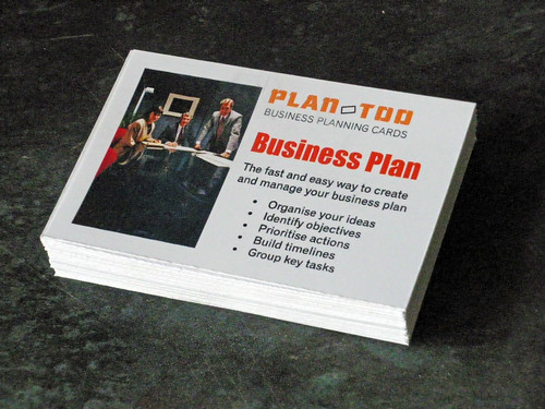 Business planning cards | by plantoo47