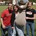 Students Enjoying Bigs 'N Littles Weekend