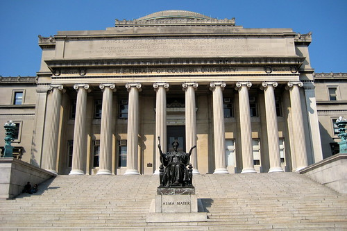 NYC - Columbia University: Low Memorial Library | by wallyg